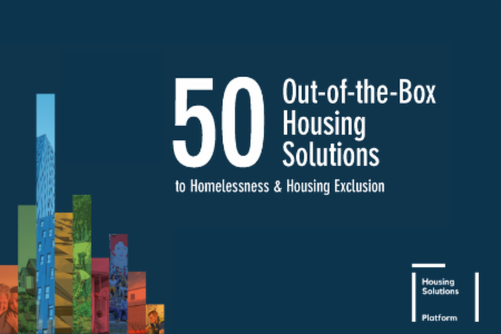HSP Publication: 50 out-of-the-box Housing Solutions for the Locked Out