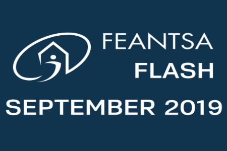 >FEANTSA Flash: September 2019