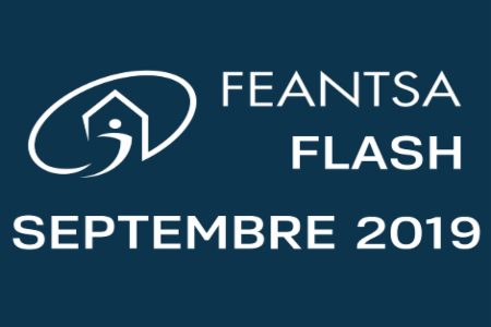 FEANTSA Flash: Septembre 2019