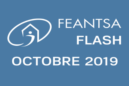 >FEANTSA Flash: Octobre 2019