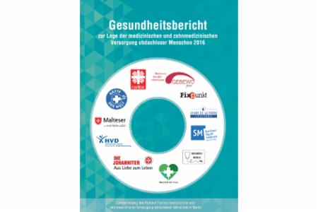 News: First health report on the situation of homeless people in Germany published
