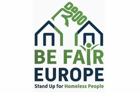 >News: FEANTSA launches new website section for Be Fair, Europe – Stand Up for Homeless People Campaign