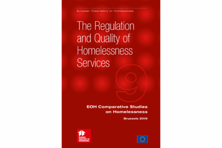 >Comparative Studies on Homelessness: Number 9 - 2019