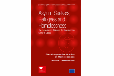 News: Sixth edition of Comparative Studies on Homelessness