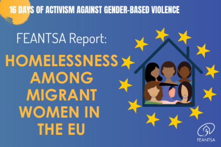 FEANTSA Report: Homelessness Among Migrant Women in the EU