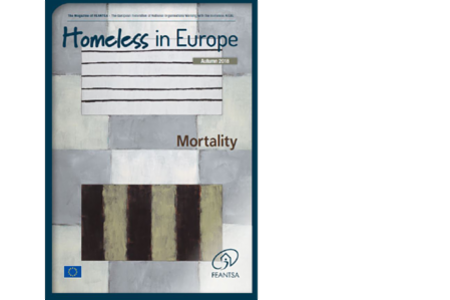 Autumn 2018 - Homeless in Europe Magazine: Mortality