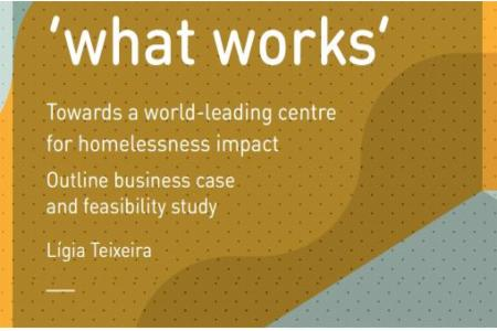 News: Ending homelessness faster by focusing on 'what works'