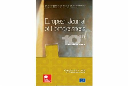 >European Journal of Homelessness: Volume 10, Issue 3 - 2016 10th Anniversary Issue