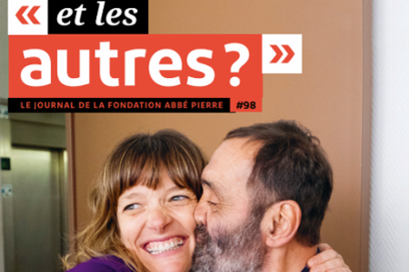 ">News: FEANTSA Director Freek Spinnewijn in Fondation Abbé Pierre Magazine ""Et les autres?"""
