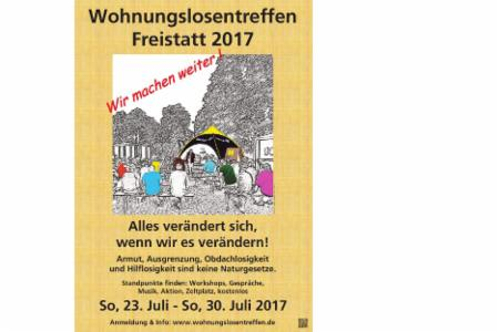 News: HOPE and German organisations organise participatory week for people with experience of homelessness