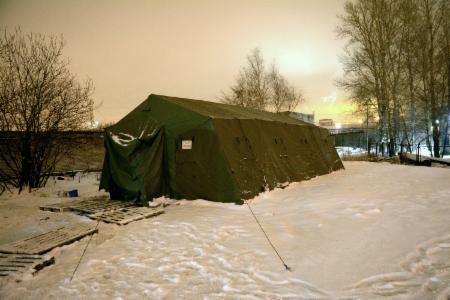 News: Russia: the winter is over but help to homeless people goes on