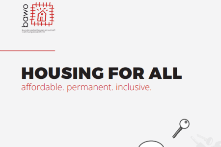 >News: BAWO Policy Paper Proposes Eleven Measures to Improve the Housing Situation in Austria