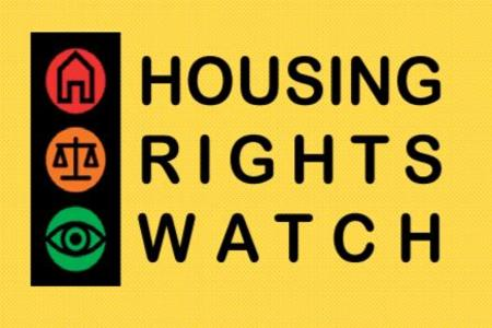 Housing Rights Watch newsletter - October 2012, Issue 4