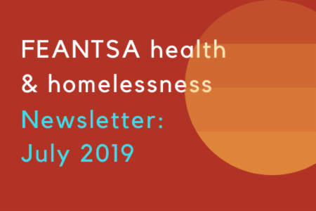 Health and Homelessness: Summer 2019