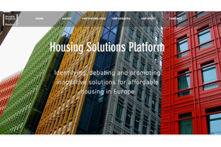News: Housing Solutions Platform Launches New Website
