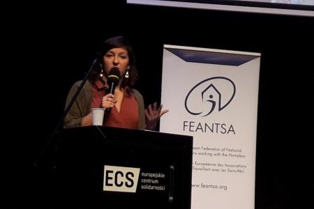 News: FEANTSA members adopt resolution on reception and accommodation