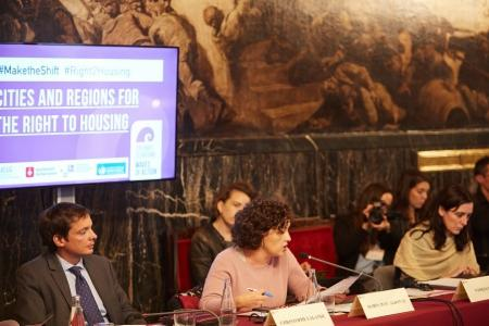 "News: FEANTSA Attends ""Cities for the Right to Housing"" in Barcelona"