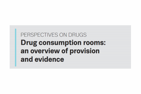 News: EMCDDA releases updated version of report on Drug consumption rooms