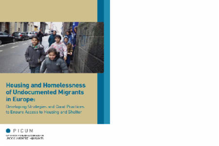 Joint FEANTSA Report: How to Ensure Undocumented Migrants' Right to Housing and Shelter