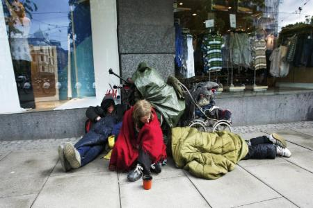 News: Strong Decrease of Number of Homeless People in Norway