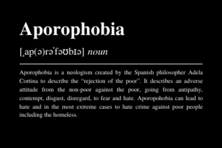 Webinar - Aporophobia: Challenging Hate Crime Against People Experiencing Homelessness in the EU