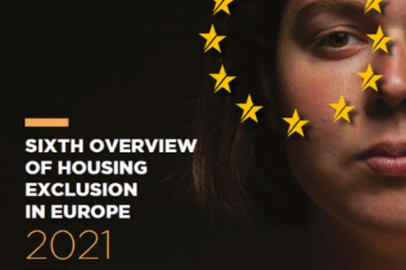 >6th Overview of Housing Exclusion in Europe 2021: Youth in Danger!
