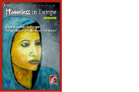 Winter 2015/2016 - Homeless in Europe Magazine: Asylum Seekers in Europe: Perspectives from the Homeless Sector