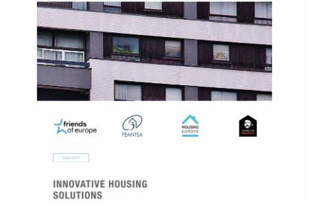 >Innovative Housing Solutions - Housing Solutions Platform Factsheet