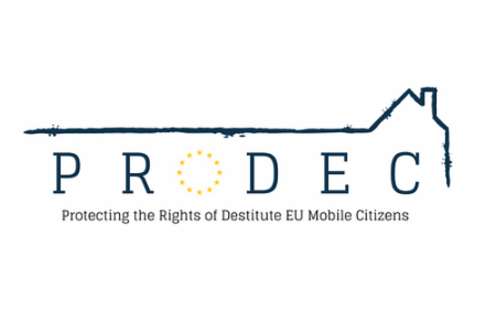 >PRODEC Info Session: Homelessness among mobile EU citizens - Focus on the United Kingdom
