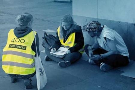 >News: 400 Toits Campaign Releases Results from June Survey About Homelessness in Brussels
