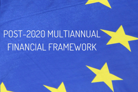 >FEANTSA Position: Post-2020 Multiannual Financial Framework - FEANTSA Calls on the EU to Stand Up for Homeless People