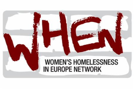 News: Women's Homelessness in Europe Network (WHEN) launches new website