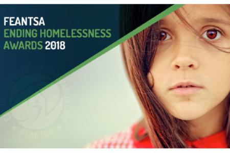 FEANTSA Ending Homelessness Awards 2018