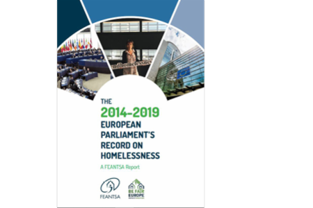 The 2014-2019 European Parliament's Record on Homelessness