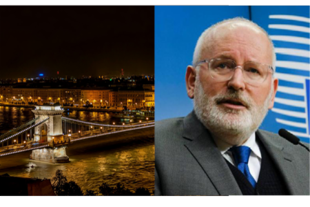 Letter to Vice-President Frans Timmermans