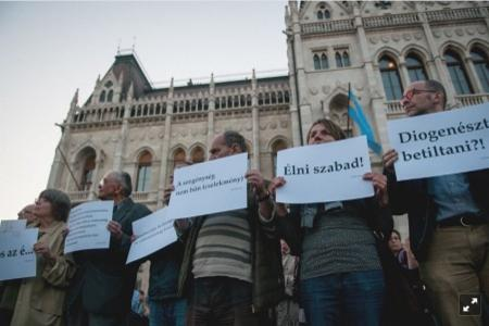 News: Hungary Criminalisation of Rough Sleeping: Perspective from the ground