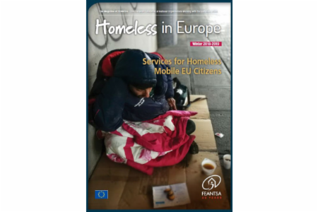 Winter 2018-2019 - Homeless in Europe Magazine: Services for Homeless Mobile EU Citizens
