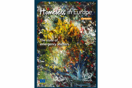 >Homeless in Europe Magazine - Spring 2019
