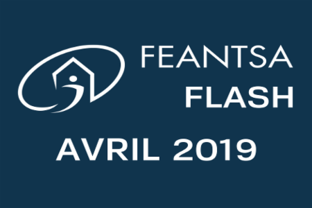 FEANTSA Flash: Avril 2019