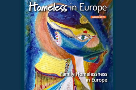 >Homeless in Europe Magazine - Autumn 2019