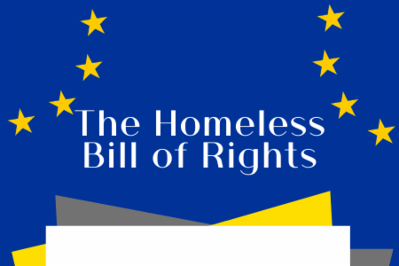 Relaunch of the Homeless Bill of Rights