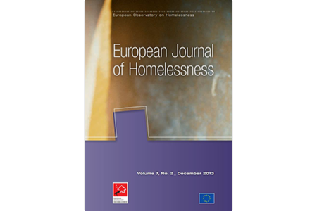 >European Journal of Homelessness: Volume 7, Issue 2  - 2013