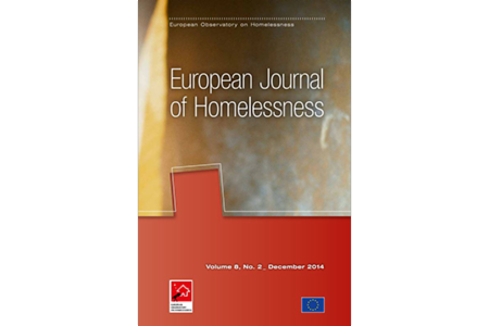 >European Journal of Homelessness: Volume 8, Issue 2  - 2014