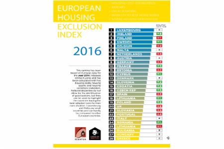 Press Release: Europe's housing crisis continues unabated