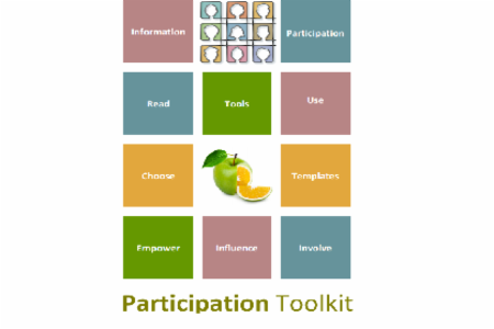 "Participation Toolkit - ""Get a different result...get people participating"""