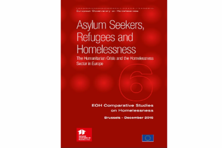 >Comparative Studies on Homelessness: Number 6 - 2016