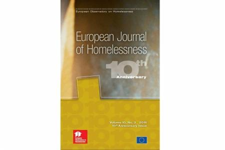 10e anniversaire de l'European Journal of Homelessness