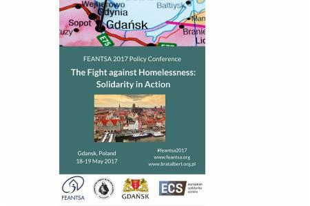 >2017 FEANTSA Policy Conference - The Fight Against Homelessness: Solidarity in Action