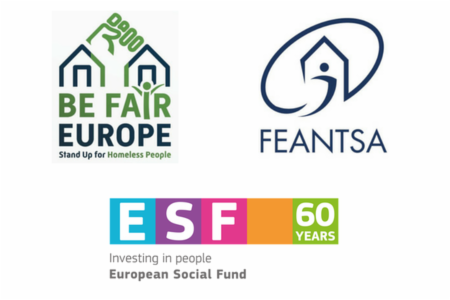 >FEANTSA Ending Homelessness Awards 2017 Presentation Ceremony