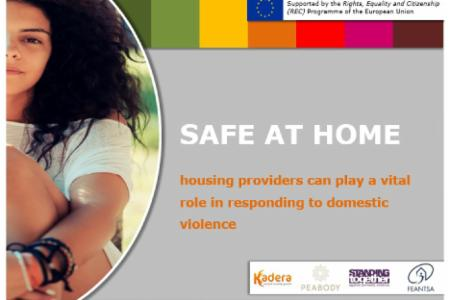 >Safe at Home- Including Housing Providers in Tackling Domestic Violence